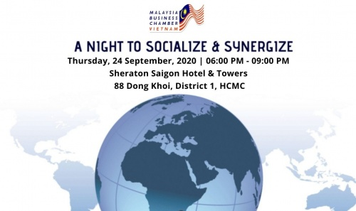 SBG CO-HOST EVENT [MBC] A NIGHT TO SOCIALIZE & SYNERGIZE